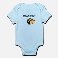 Taco Tuesday Body Suit