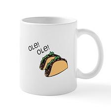Ole Taco Mugs