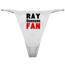 Ray Donovan Fan Classic Thong