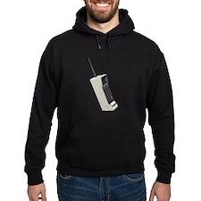 Vintage Wireless Cellular Phone Hoodie