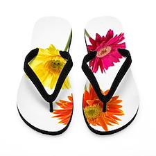 Cute Daisy Flip Flops