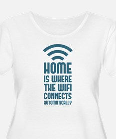 Home Is Where The WIFI Connects Automatically Plus