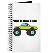 How I Roll (Monster Truck) Journal