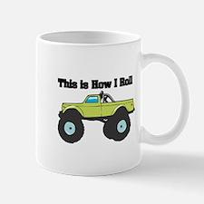 How I Roll (Monster Truck) Mug