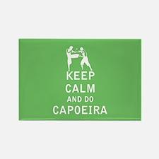 Keep Calm and Do Capoeira Magnets