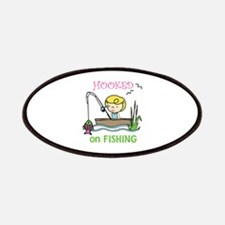 Hooked Fishing Patches