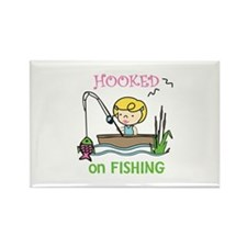 Hooked Fishing Magnets