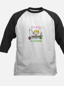 Hooked Fishing Baseball Jersey