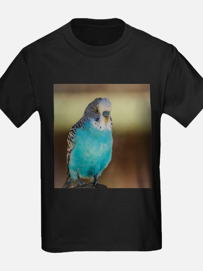 Blue Budgie T-Shirt