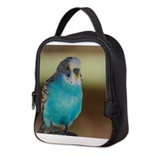 Funny Wild geese Neoprene Lunch Bag