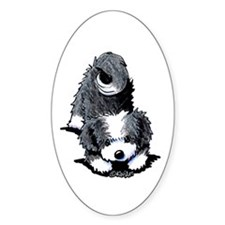 Havanese Bow Decal