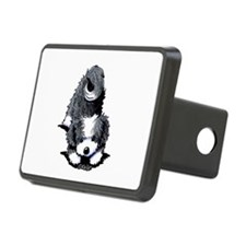 Havanese Bow Hitch Cover