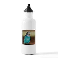 Unique Cartoons lovebirds Water Bottle