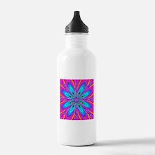 Cool Girls basketball room decor Water Bottle