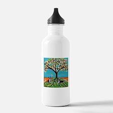 Cute Tree life Water Bottle