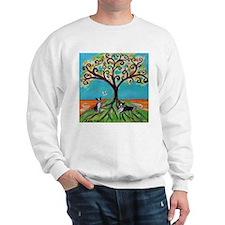Unique Butterfly art Sweatshirt