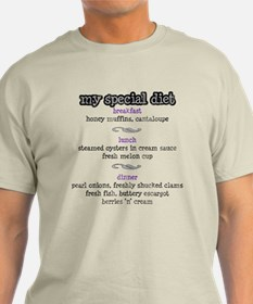 My Special Diet T-Shirt