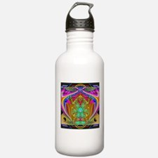 I Heart Ying Yang Water Bottle