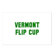 Vermont Flip Cup Postcards (Package of 8)