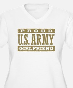 Proud US Army Gir T-Shirt