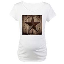 barnwood texas star Shirt