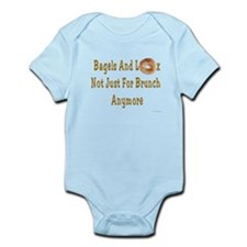 Bagels and Lox Brunch Infant Bodysuit