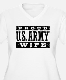 Proud US Army Wif T-Shirt