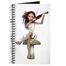 Funny Angel music Journal
