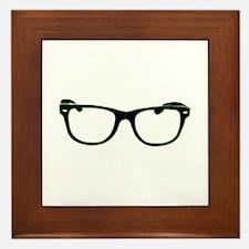 Glasses Framed Tile