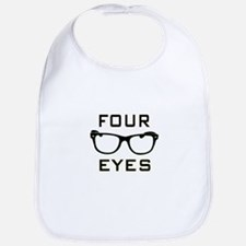 Four Eyes Bib
