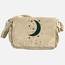 Cute Green Messenger Bag
