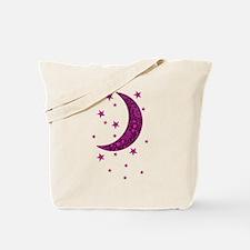 Sun moon and stars christmas Tote Bag