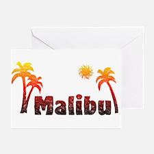 Malibu Sunrise Greeting Cards (Pk of 10)