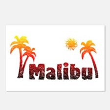 Malibu Sunrise Postcards (Package of 8)