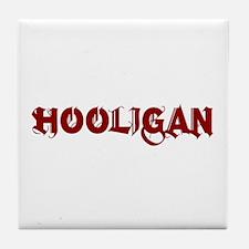 HOOLIGAN2 Tile Coaster