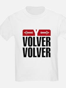 Volver Volver T shirt Vicente Fernandez T-Shirt