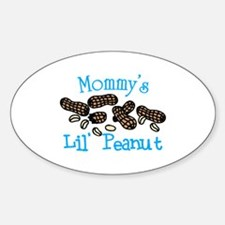 Mommys Lil Peanut Decal