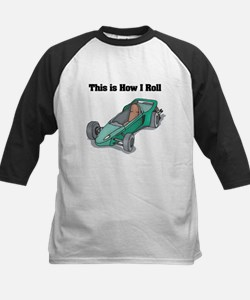 How I Roll (Go Kart/Cart) Tee