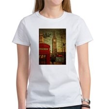 vintage London UK fashion T-Shirt