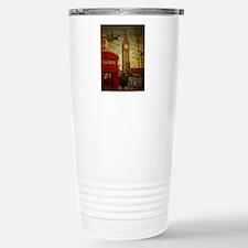 Funny Big ben Travel Mug