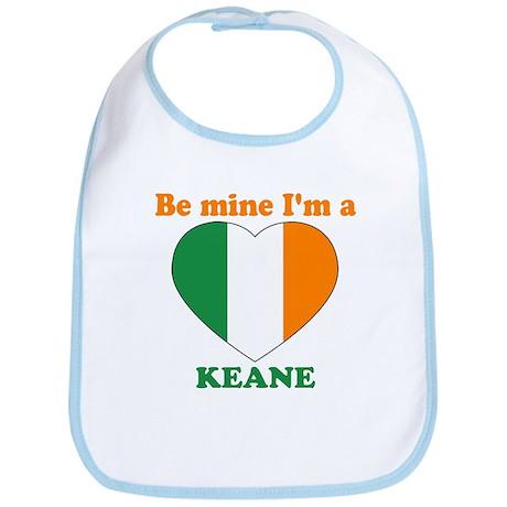 Keane, Valentine's Day Bib