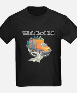 How I Roll (Garbage Truck) T