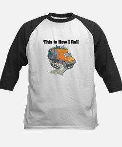 How I Roll (Garbage Truck) Tee