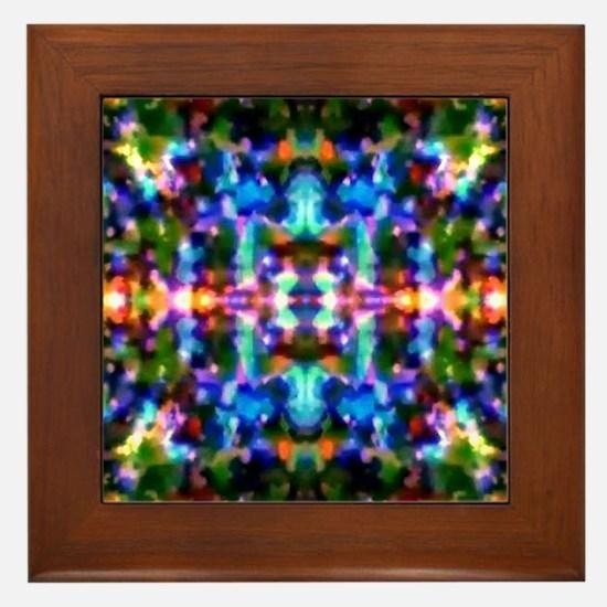 Unique Medium Framed Tile
