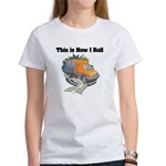 How I Roll (Garbage Truck) Women's T-Shirt