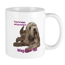 Otterhound wag your tail Mug