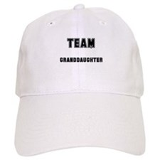 TEAM GRANDDAUGHTER Baseball Cap