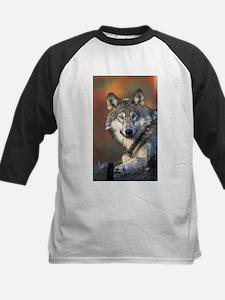 Wolf 025 Baseball Jersey