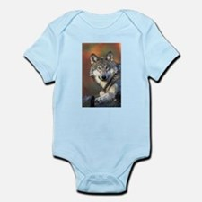 Wolf 025 Body Suit