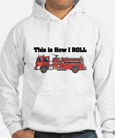 How I Roll (Fire Engine/Truck) Hoodie